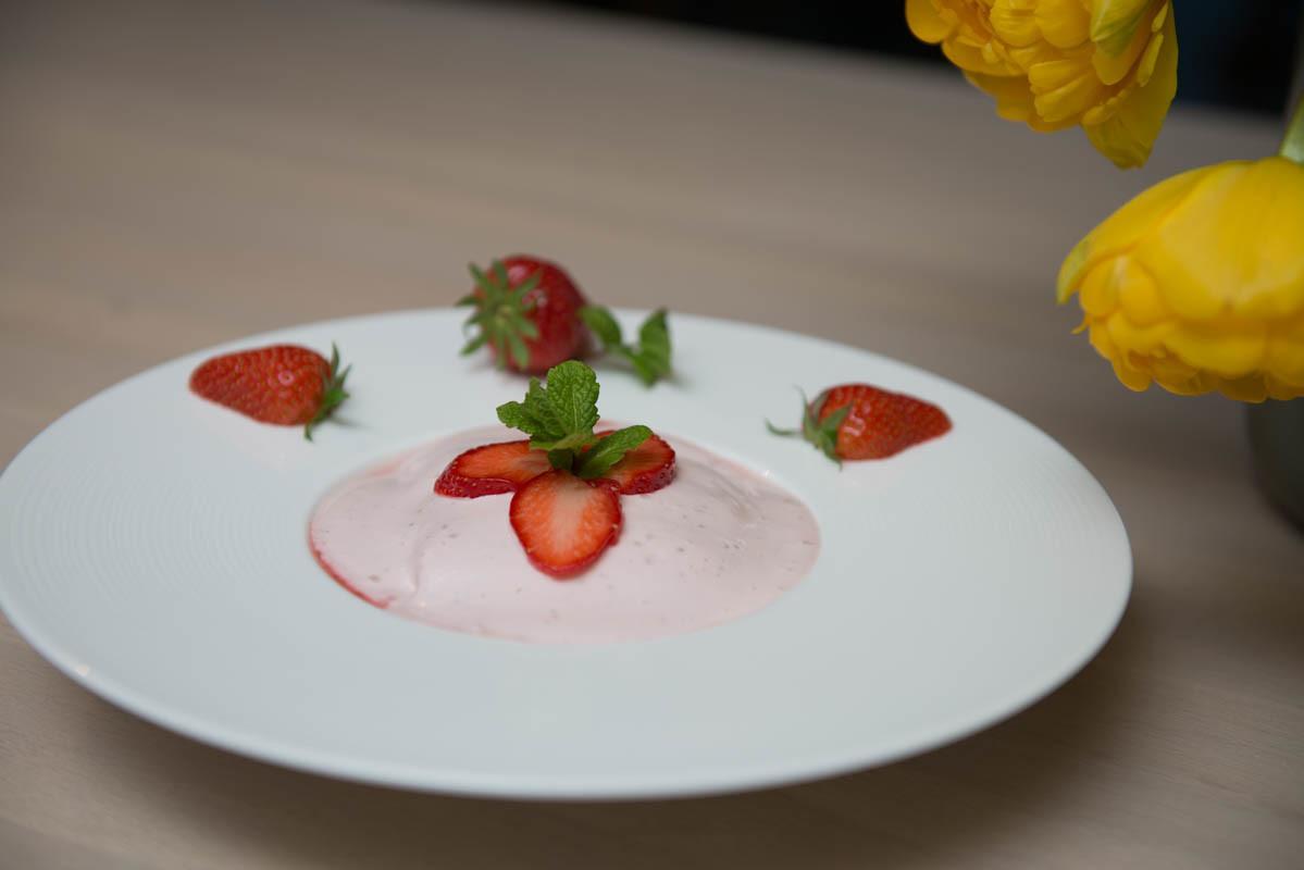 COOK and ENJOY Rezept Erdbeer-Mascarpone