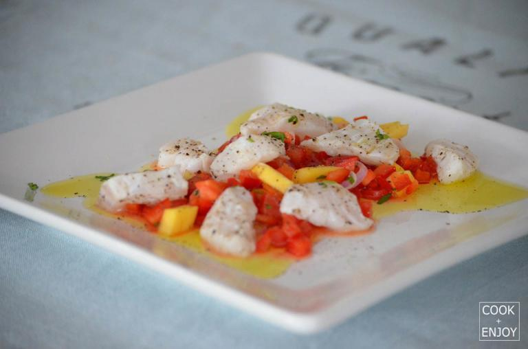 COOK and ENJOY Rezept Ceviche