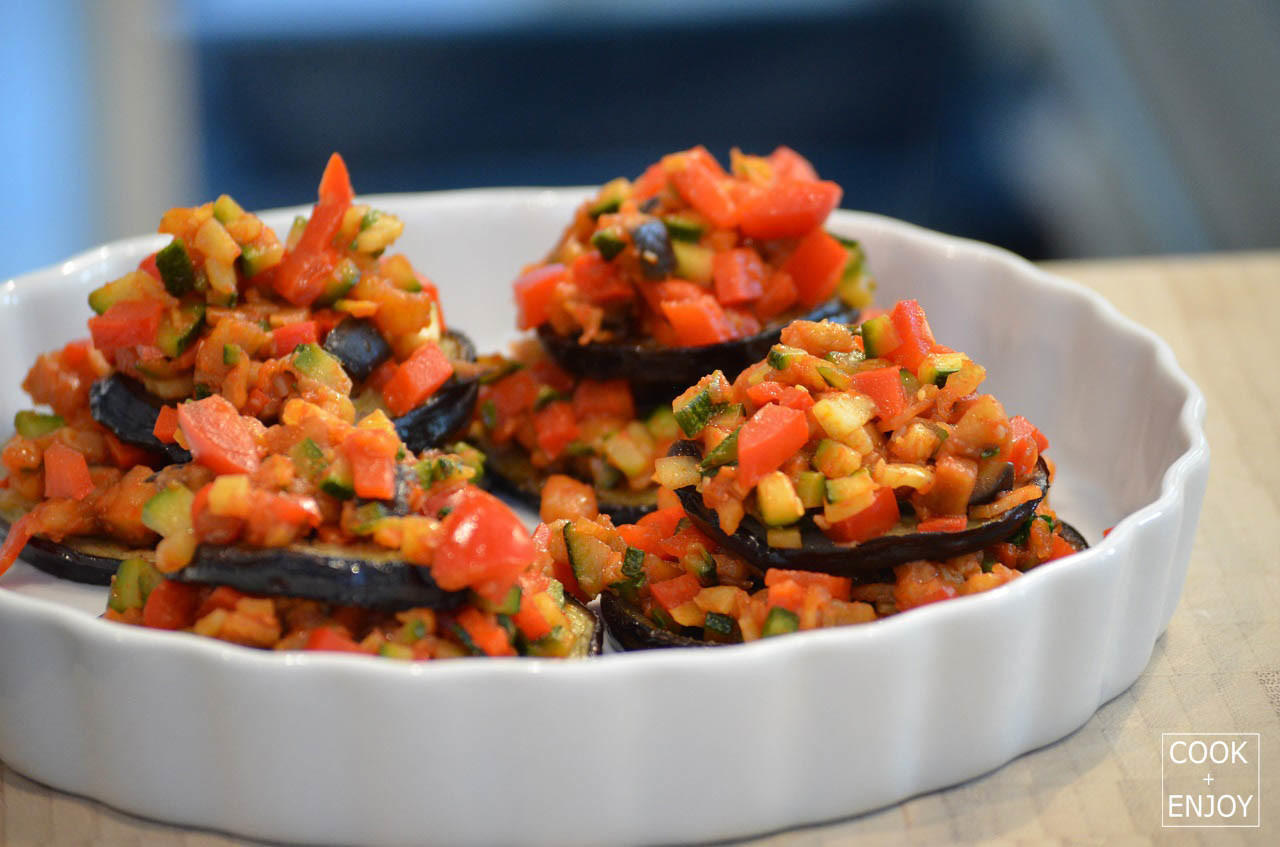 COOK and ENJOY Rezept Ratatouille