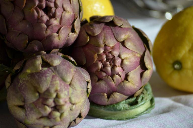 COOK and ENJOY Rezept Artischocken mit Aioli Tomaten Confit