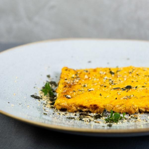 COOK and ENJOY Rezept Möhren-Ziegenkäse-Tarte