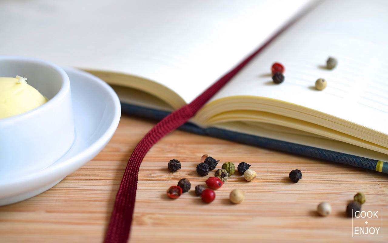 COOK and ENJOY Blog Küchenlatein