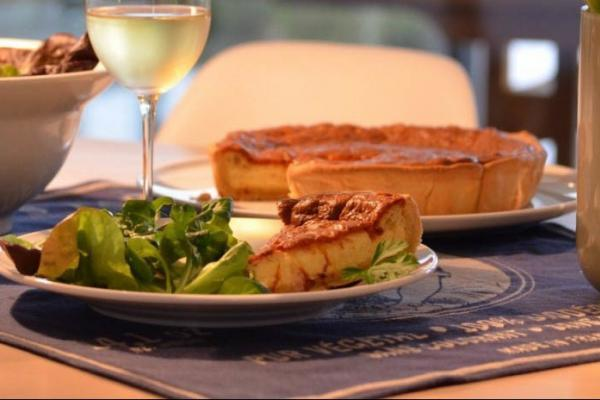 COOK and ENJOY Rezept Quiche Lorraine