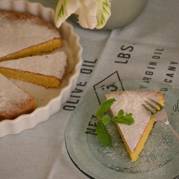 COOK and ENJOY Rezept Spanische Mandeltorte