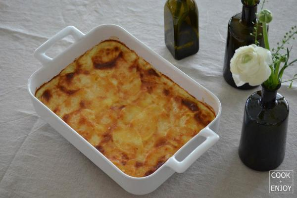 COOK and ENJOY Rezept Kartoffelgratin