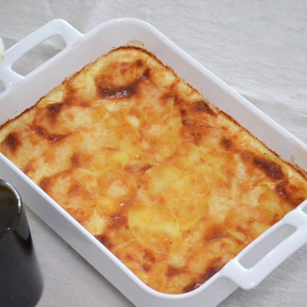 COOK and ENJOY Rezept Kartoffelgratin