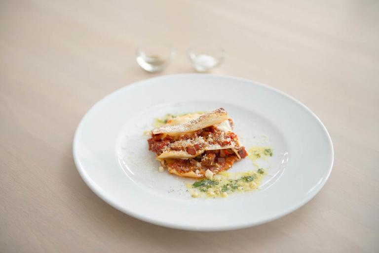 COOK and ENJOY Rezept Vegetarische Lasagne