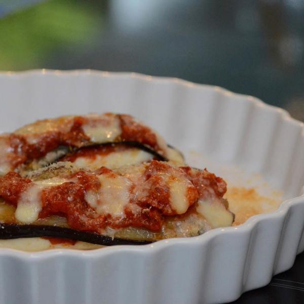 COOK and ENJOY Rezept Parmigiana di Melanzane