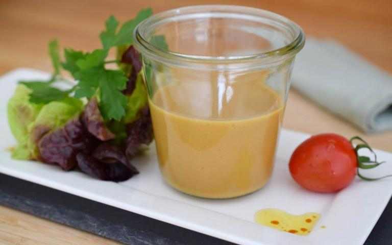 COOK and ENJOY Rezept Vinaigrette hell