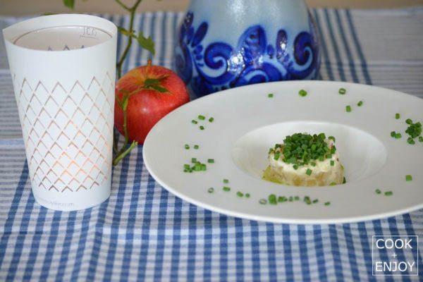 COOK and ENJOY Rezept Handkäse-Tatar