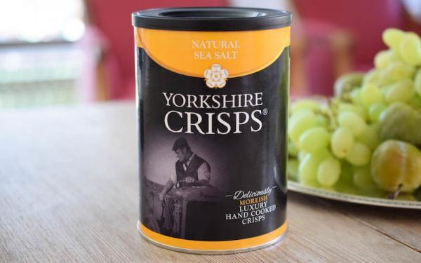 COOK and ENJOY Shop Yorkshire Crisps Chips 100g