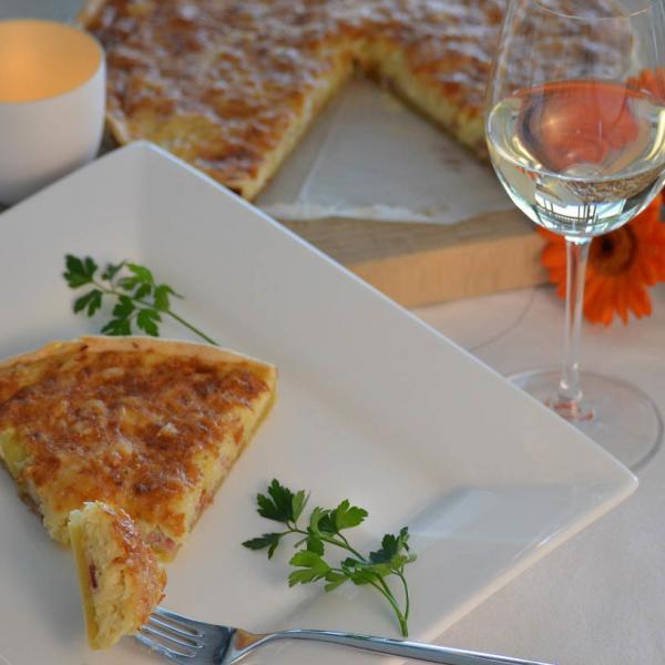 COOK and ENJOY Rezept Sauerkrauttarte