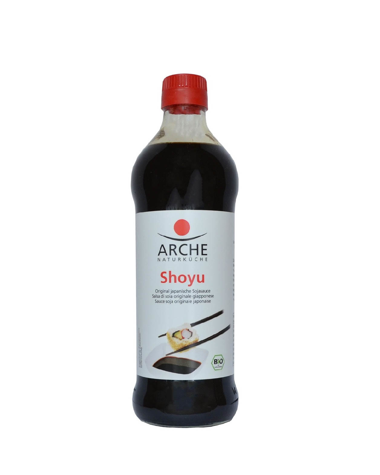 COOK and ENJOY Shop Shoyu Sojasauce 500ml von Arche | BIO