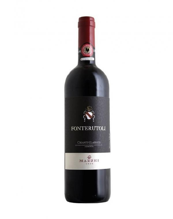 COOK and ENJOY Shop Fonterutoli Chianti Classico DOCG Marchesi Mazzei 2014 0.75l