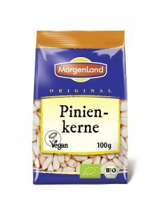 COOK and ENJOY Shop MorgenLand Bio Pinienkerne 100g | BIO