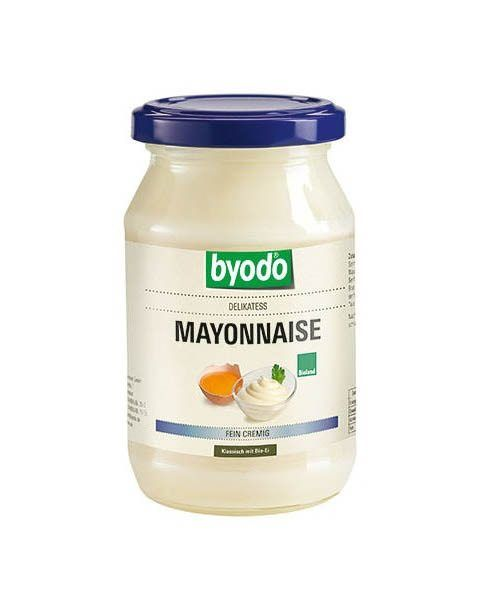 COOK and ENJOY Shop byodo Delikatess Mayonnaise 250ml | BIO
