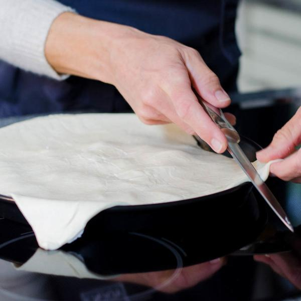 COOK and ENJOY Rezept flotte Tarte Tatin Zubereitung