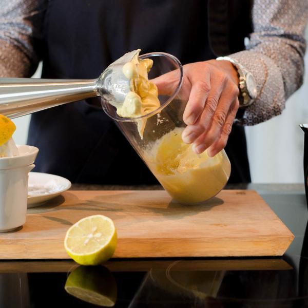 COOK and ENJOY Rezept Vitello tonnato Zubereitung
