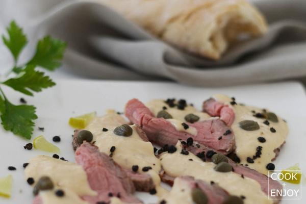 COOK and ENJOY Rezept Vitello tonnato