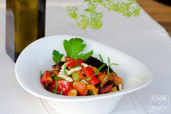 COOK and ENJOY Rezept Caponata