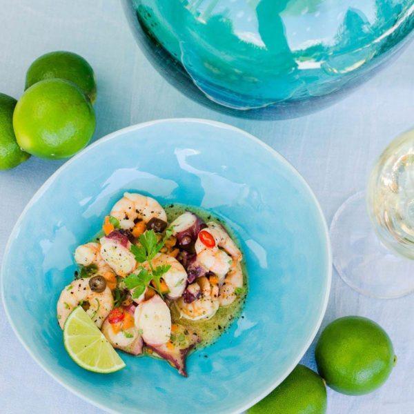 COOK and ENJOY Rezept Insalata frutti di mare