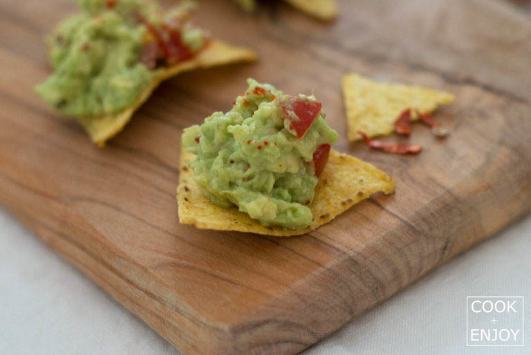 COOK+ENJOY Rezept Guacamole