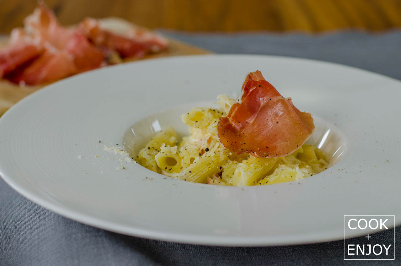 COOK and ENJOY Rezept Pasta Presto