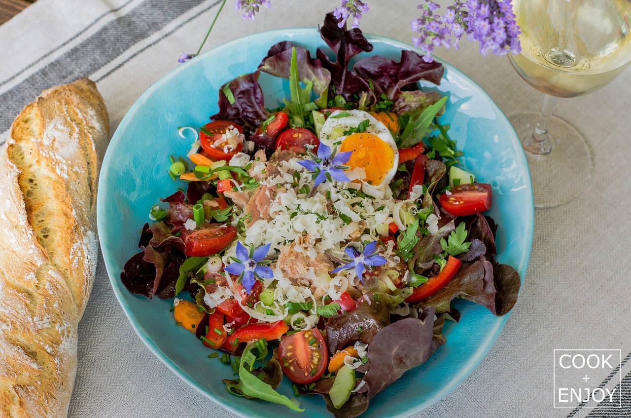 COOK and ENJOY Rezept Salade niçoise