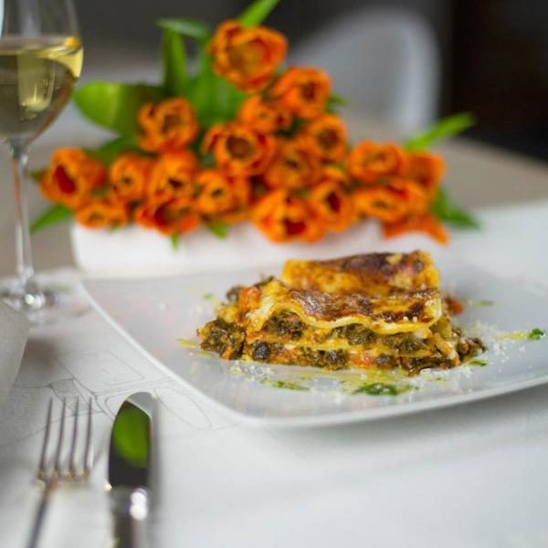 COOK+ENJOY Rezept Grünkohl Lasagne