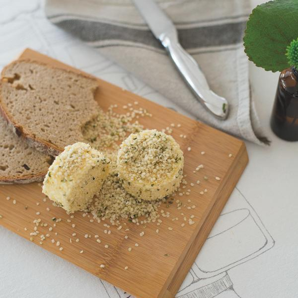 COOK and ENJOY Rezept Hanfsamenbutter