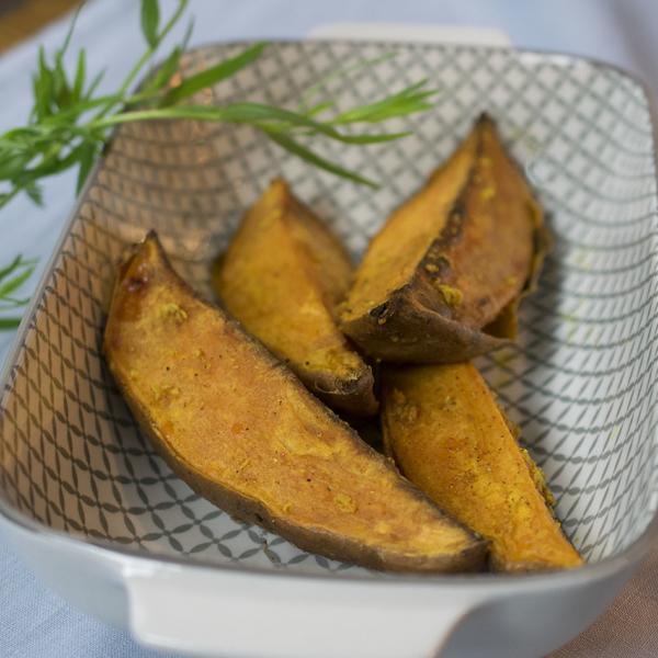 COOK and ENJOY Rezept Süßkartoffeln