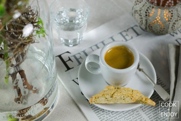 COOK+ENJOY Rezept Cantuccini