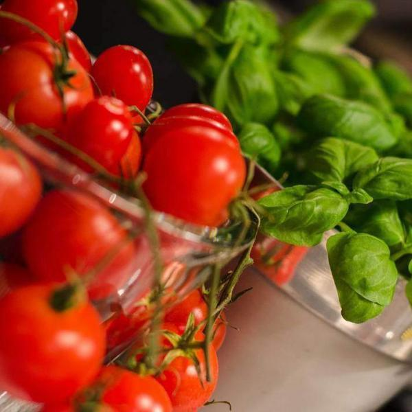 COOK+ENJOY gesunde frische Rezepte und Köstliches zum Kochen und Genießen