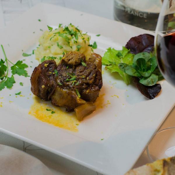 COOK+ENJOY Rezept Ossobuco alla milanese