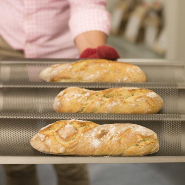 COOK+ENJOY Rezept Baguette selbst gebacken
