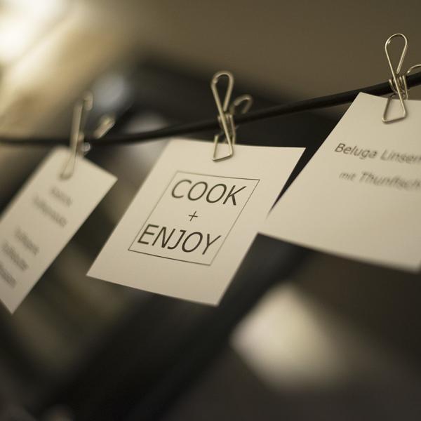 COOK+ENJOY Die Story über uns