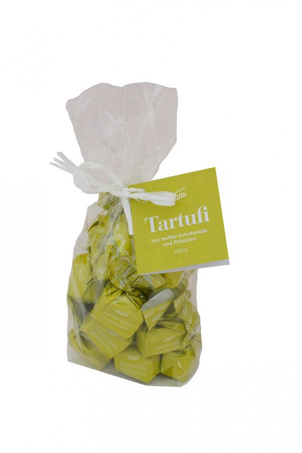 COOK and ENJOY Shop Tartufi dolci al pistacchio