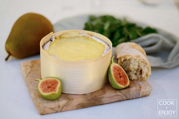 COOK+ENJOY Rezept Vacherin Mont-d'Or