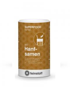 COOK+ENJOY Shop Feinstoff Hanfsamen