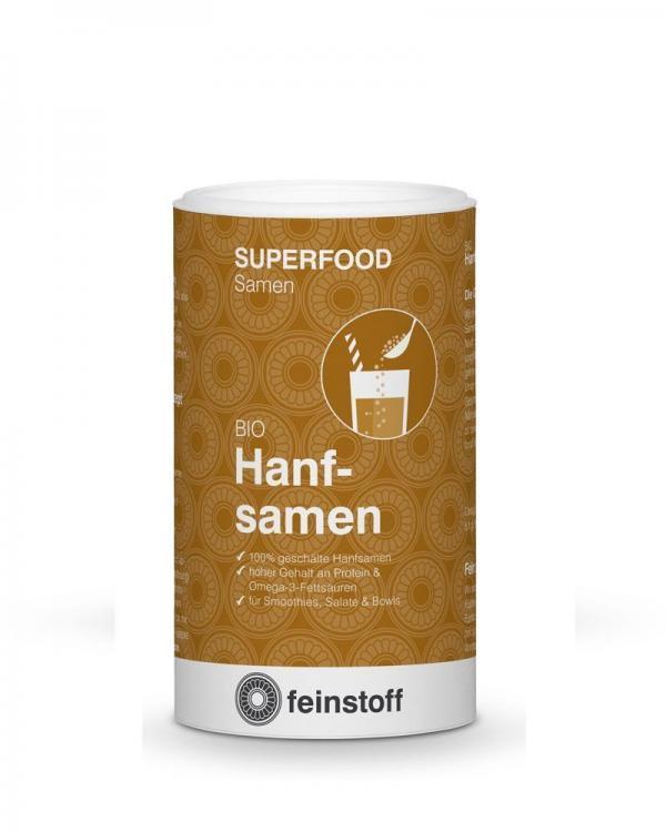 COOK+ENJOY Shop Feinstoff Hanfsamen