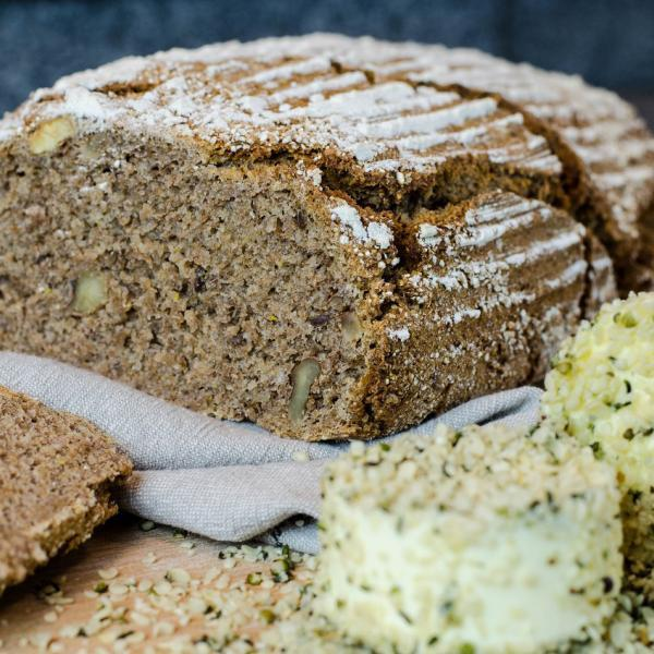 COOK and ENJOY Rezept Roggen-Dinkel-Brot