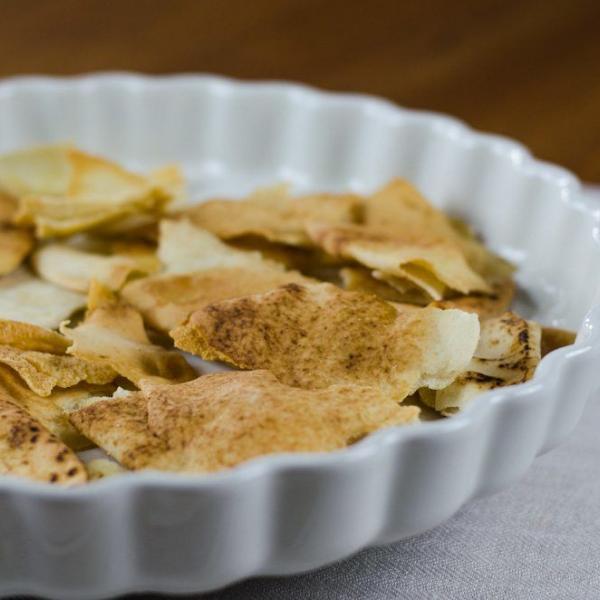 COOK and ENJOY Rezept Fattoush Brotsalat