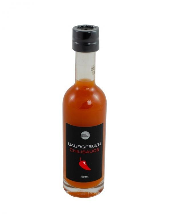 COOK and ENJOY Shop Baergfeuer Chilisauce 50ml