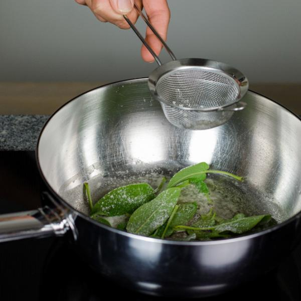 COOK and ENJOY Rezept Gnocchi mit Gorgonzolasauce