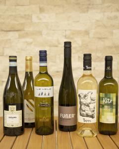 COOK+ENJOY Shop köstlicher Genuss Februar Probierpaket Weisswein Italien Deutschland
