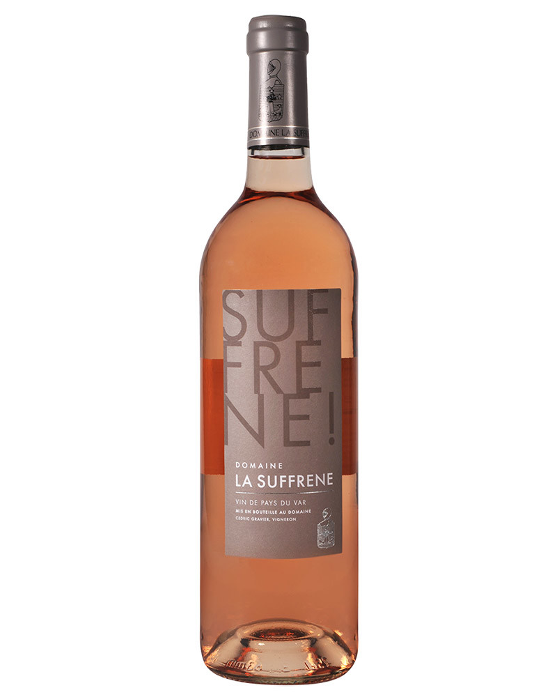 COOK and ENJOY Shop La Suffrene Vin de Pays Rose