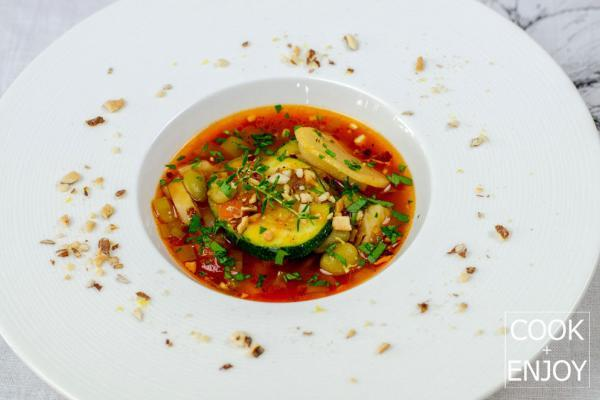 COOK and ENJOY Rezept Minestrone