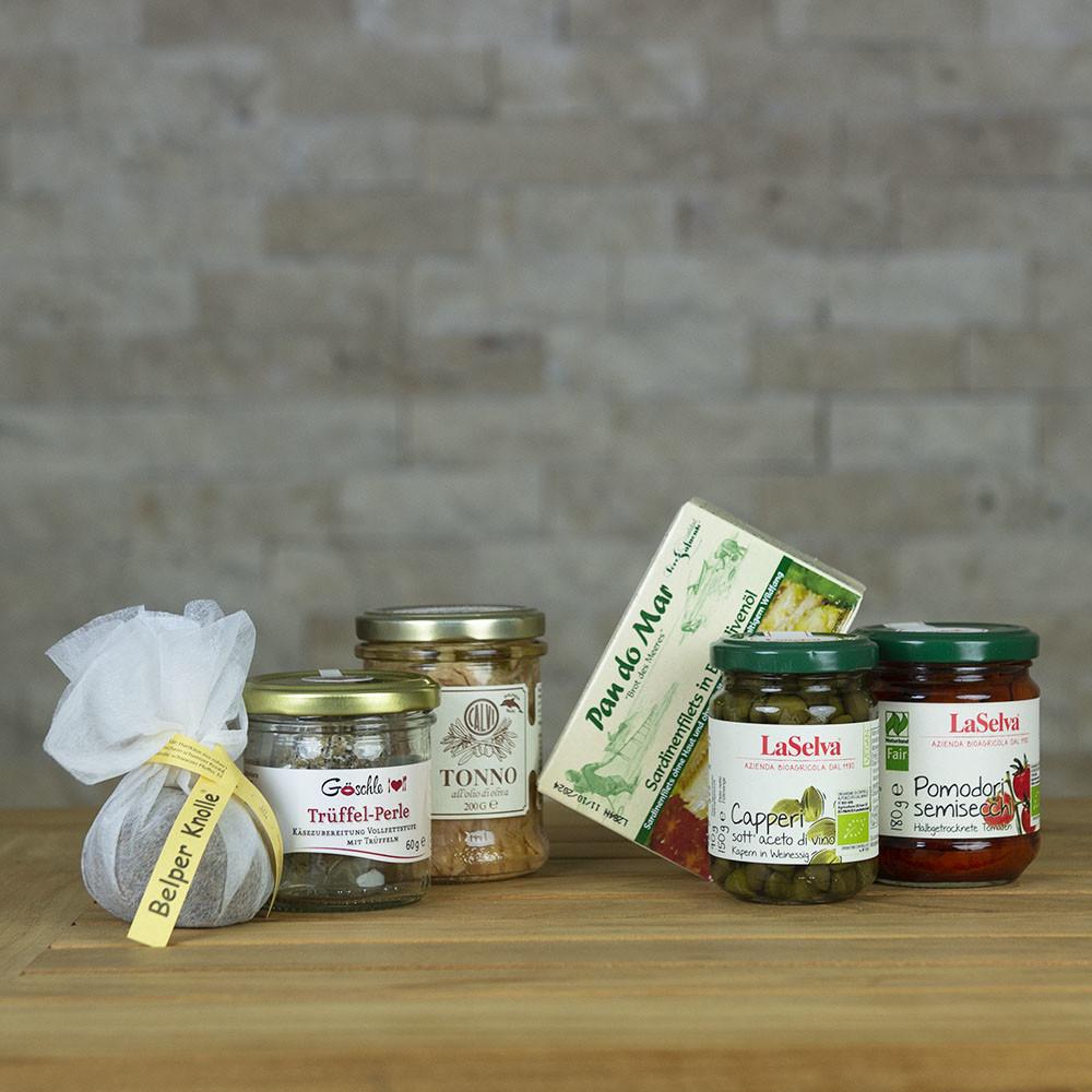 COOK+ENJOY Shop Produktkategorie Antipasti