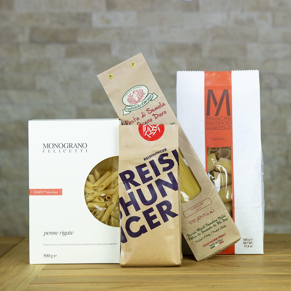 COOK+ENJOY Shop Produktkategorie Pasta Reis Mehr