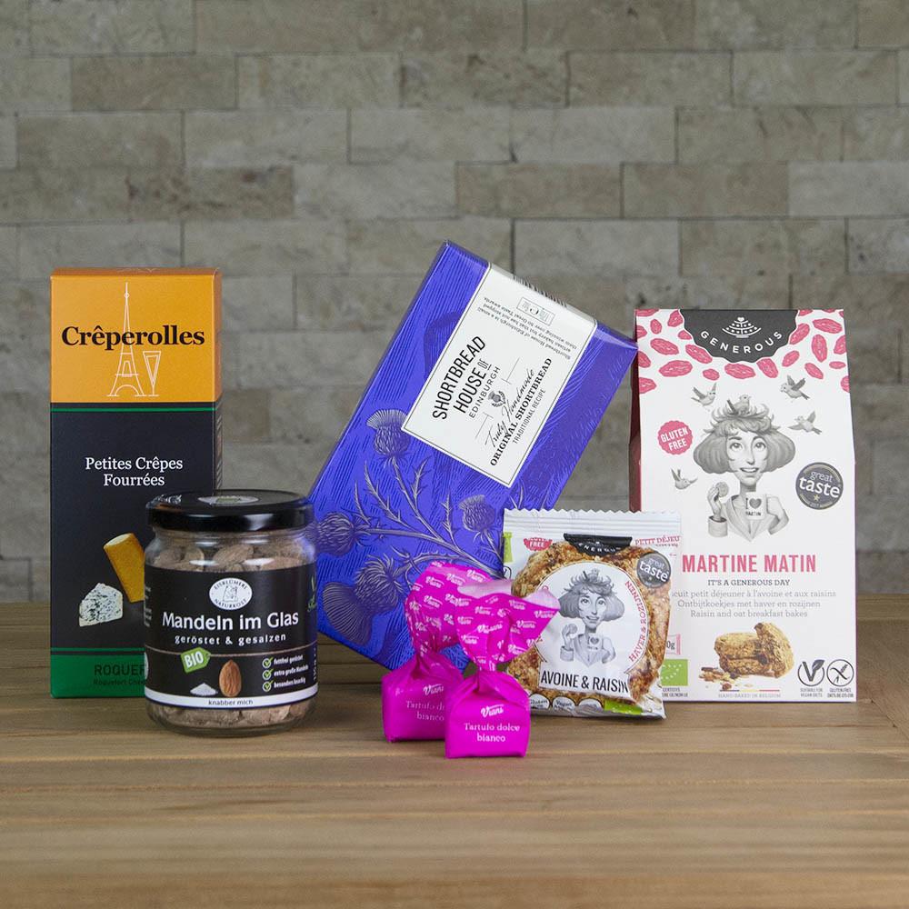 COOK+ENJOY Shop Produktkategorie Süsses Salziges